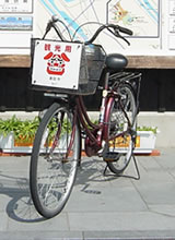 自転車観光