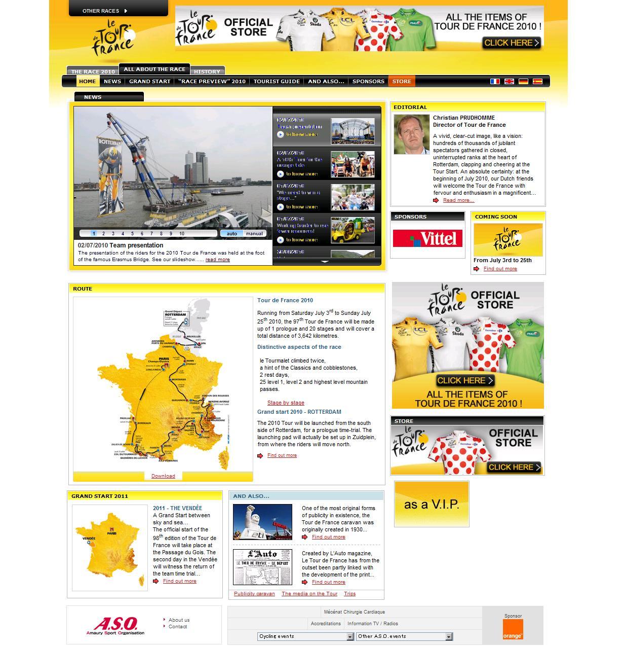 ツール・ド・フランス2010